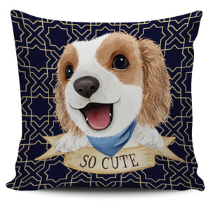 Cute So Cute Pillow Cover