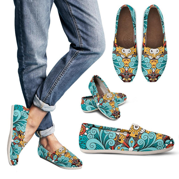 Magic Mandala Vol. 2 Women's Casual Shoes