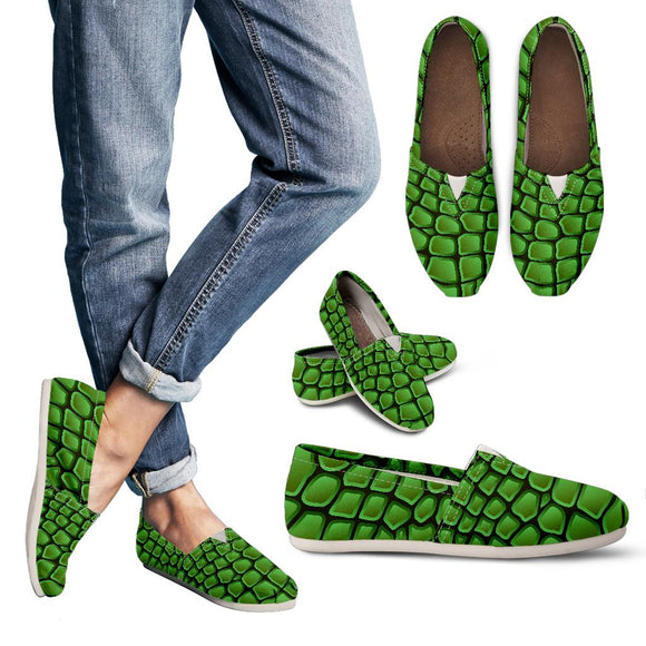 In Love With Crocodile Women's Casual Shoes