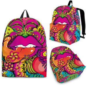 Strawberry Lips Backpack