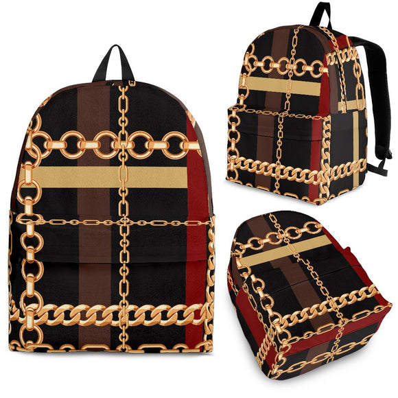 Extraordinary Chain Backpack