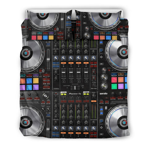 Amazing Cool DJ Mix Disco 3D Bedding Set
