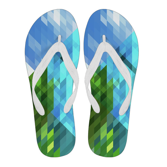 Psychedelic Dream Vol. 8 Women's Flip Flops