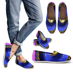 Monumental Psychedelic Vision Women's Casual Shoes