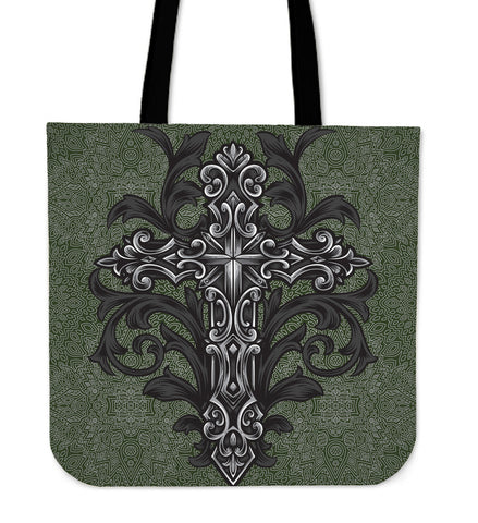 Amazing Cross Of Love Cloth Tote Bag