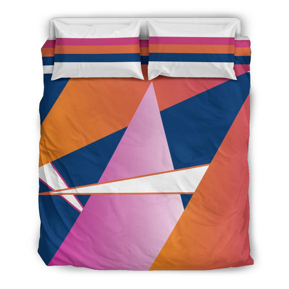Geometric Lovers Special Bedding Set