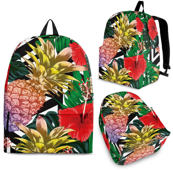 Summer Pineapple Love Backpack