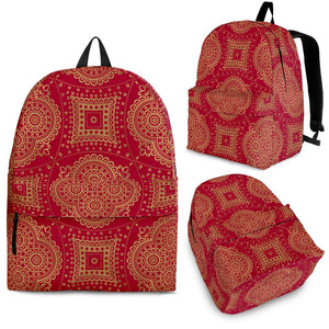 Royal Red Backpack