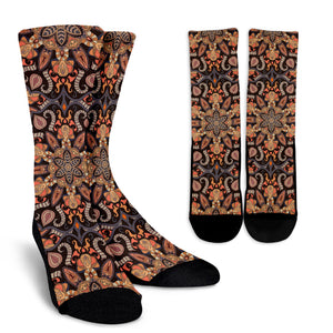 Lovely Boho Dream Vol. 2 Crew Socks