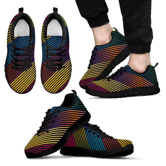Party Lights On Men's Sneakers