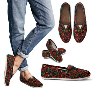 Ornamental Modern Style Women's Casual Shoes