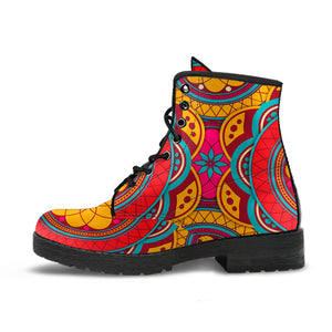 Perfect Oriental Power Handcrafted Boots