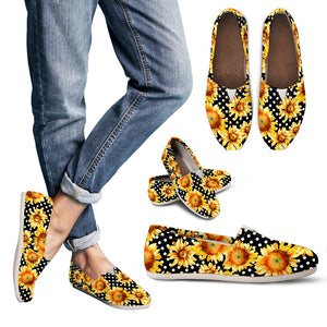 Sunflowers Women's Casual Shoes