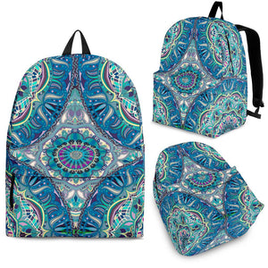 Most Beautiful Mandala Design Two Backpack