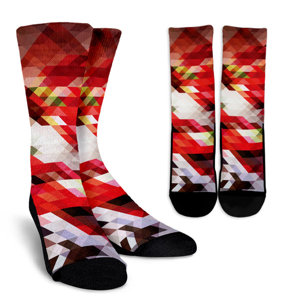 Psychedelic Dream Vol. 7 Crew Socks