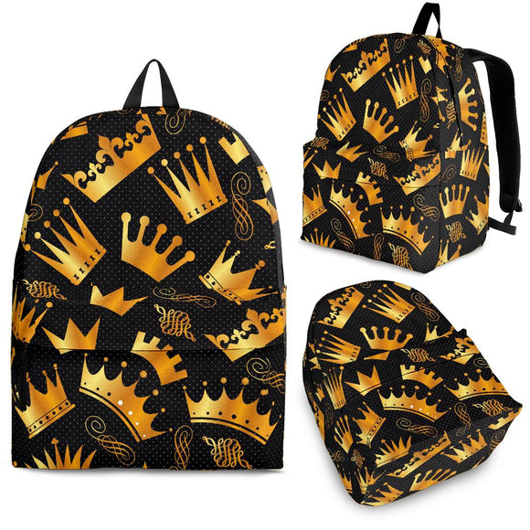 Queen And King Backpack
