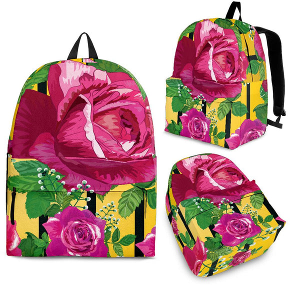 Luxury Rose Backpack