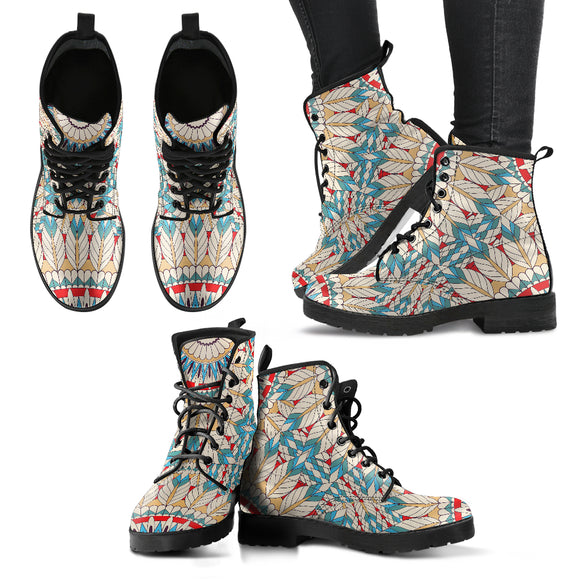 Amazing Indian Summer Handcrafted Boots