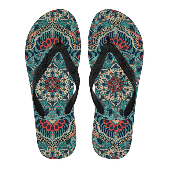 Lovely Boho Dream Women's Flip Flops