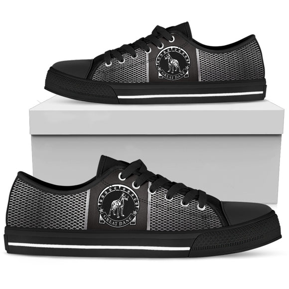 Great Dane Men's Low Top Shoes