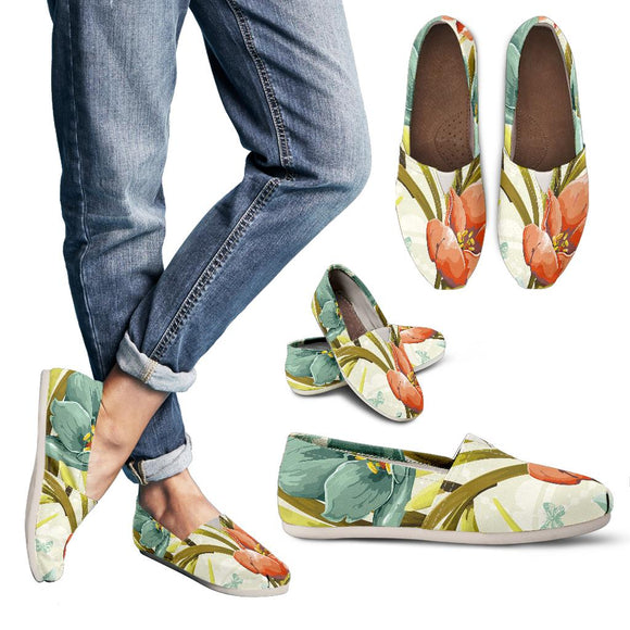 Lovely Flowers Women's Casual Shoes
