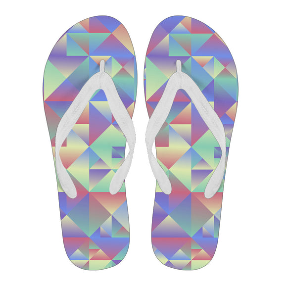 Psychedelic Dream Vol. 1 Women's Flip Flops