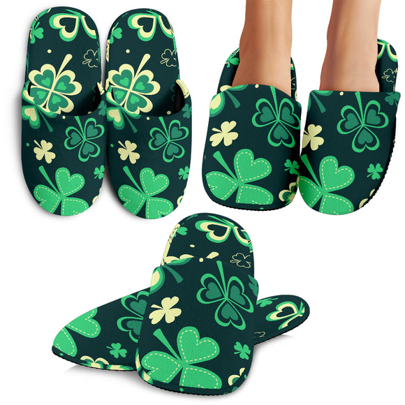 St. Patrick's Slippers