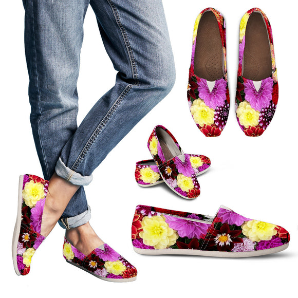 Lovely Florist Women's Casual Shoes