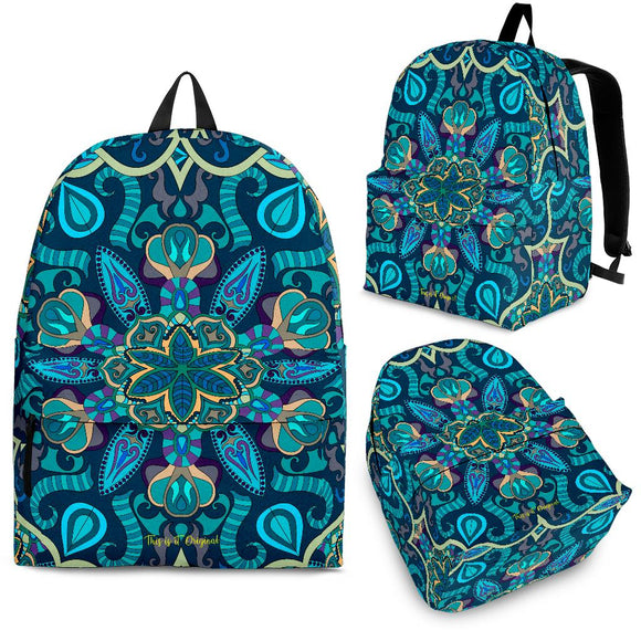 Most Beautiful Mandala Design Four Backpack
