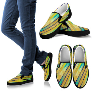 Splash Lights Women's Slip Ons