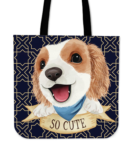 Cute So Cute Cloth Tote Bag