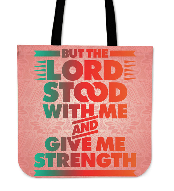 Lord Give Me Strength Cloth Tote Bag