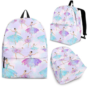 I Want To Be A Ballerina Backpack