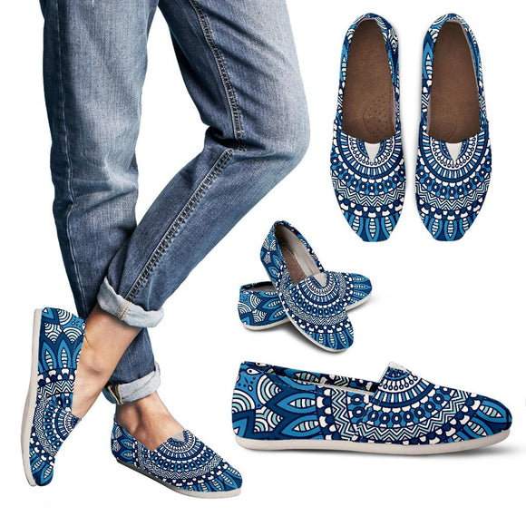 Lovely Boho Mandala Vol. 2 Women's Casual Shoes
