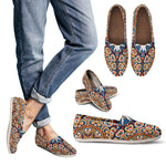 Ornamental Oriental Luxury Women's Casual Shoes
