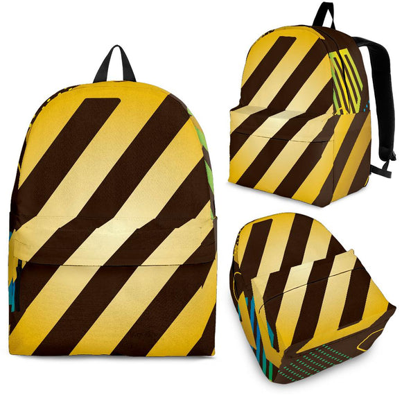 Experimental Gold Backpack