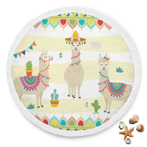 Mexican Party Alpaca