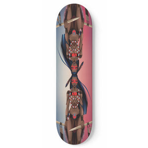 Sexy Warrior Skateboard