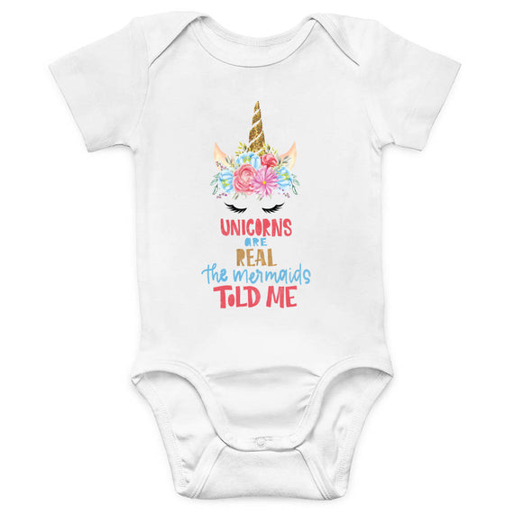 Unicorns Are Real Onesie