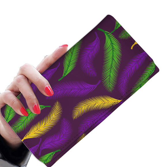 Amazing Jungle Woman Wallet Purse