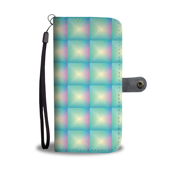 Neon Spirit Wallet Phone Case