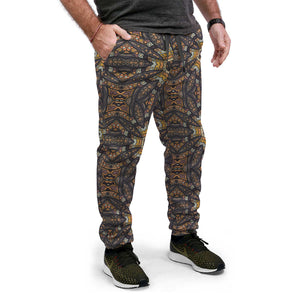Ornamental Original Brown AOP Joggers