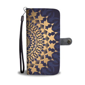 Amazing Blue Mandala Love Phone Case