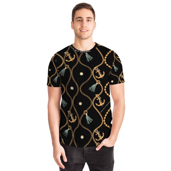 Luxury Gold Chains Design Beauty in simplicity is the new best T-shirt