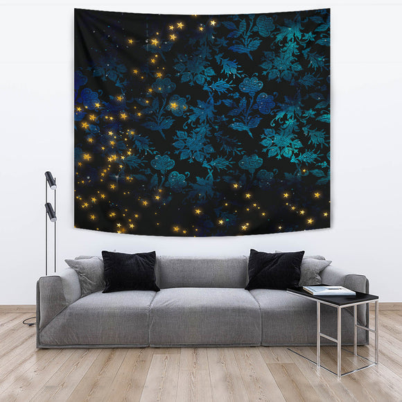 Mystical Stars Wall vol. 1 Tapestry