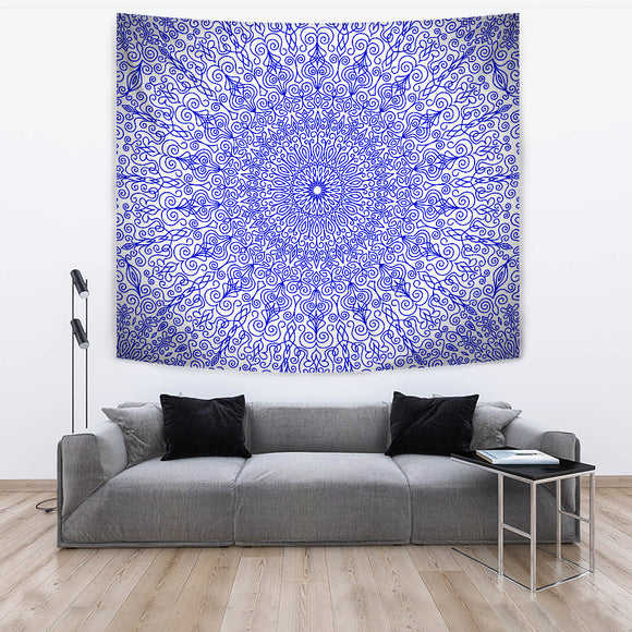 Amazing Purple Royalty Tapestry