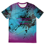 I'm exhausted from trying to be STRONGER than I feel. Fresh Street Wear T-shirt