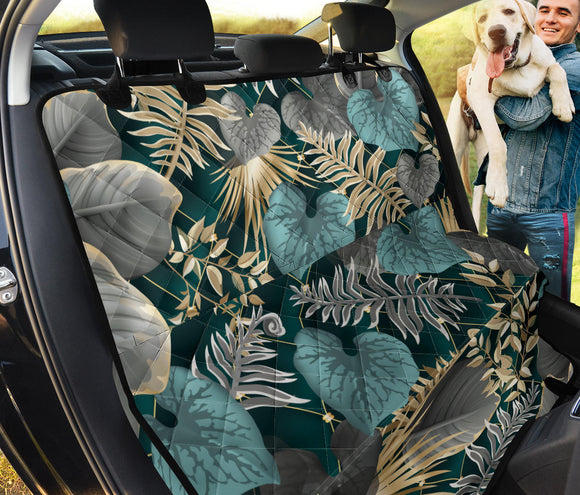 Golden Jungle Pet Seat Cover