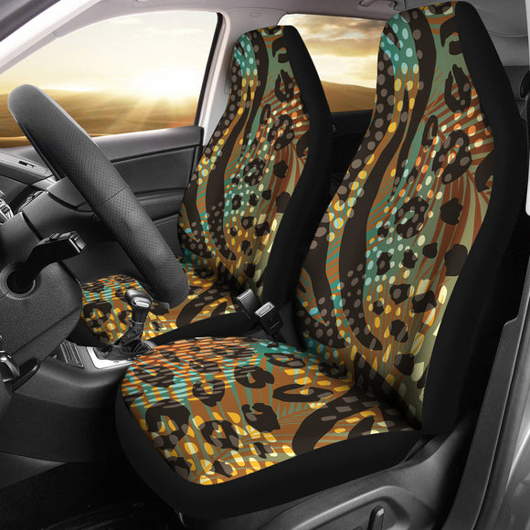 Lovely Natural Car Seat Cover