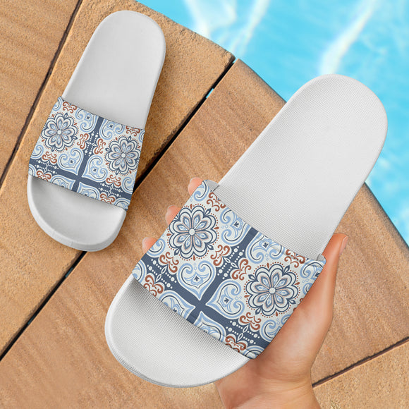 Oriental Vibes Vol. 6 Slide Sandals